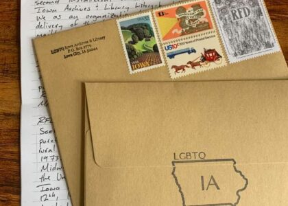 Thumbnail for the post titled: History-By-Letter #2 | RFD: A Country Journal for Gay Men Everywhere